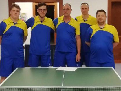 TSG Wolpertshausen Herren-Mannschaft startet erfolgreich in die Vorrunde