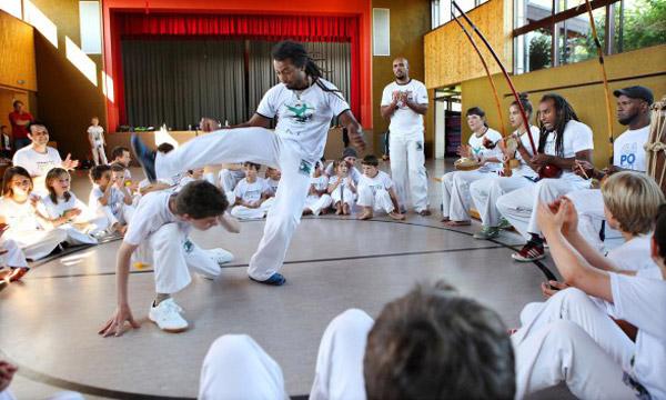 Capoeira Kinderfestival (Batizado) 2017