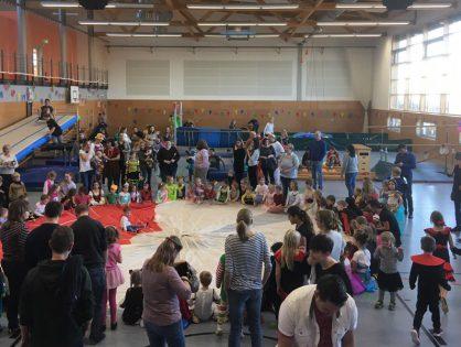 TSG Kinderfasching 2019