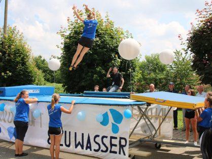Heimatfest Wolpertshausen Festumzug 2018