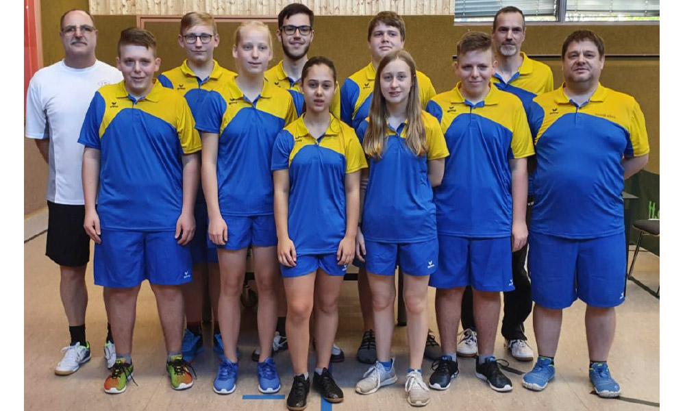 TSG Tischtennis Jugend erfolgreich!