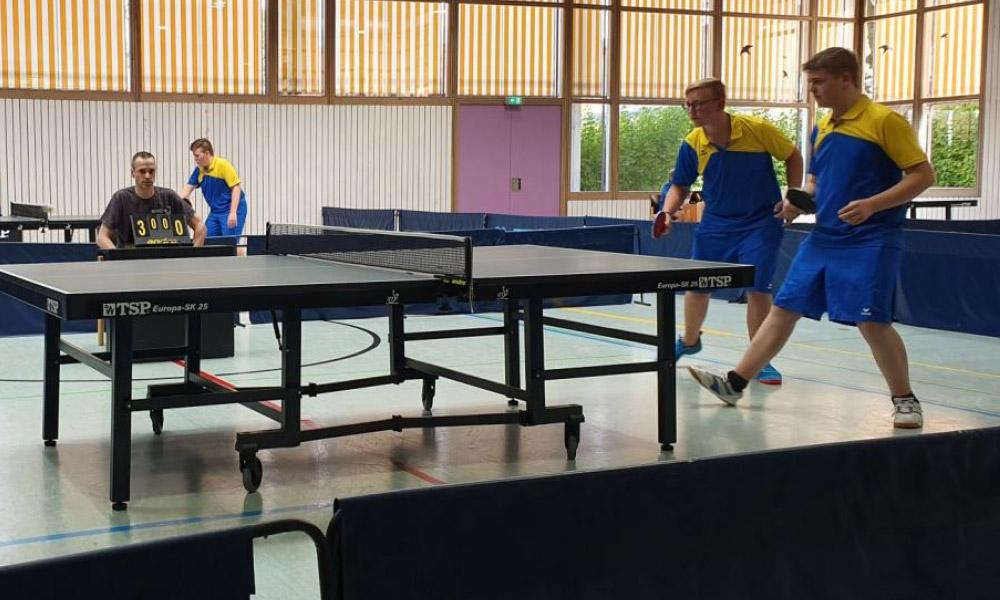 TSG Wolpertshausen Tischtennis Jugend startet in die Vorrunde