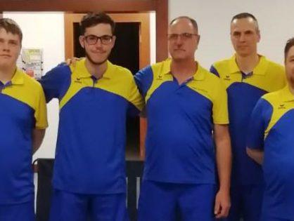 TSG Tischtennis Herren gewinnen 6:1 in Rot am See