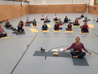 Yogaflow special am 17.12.2018